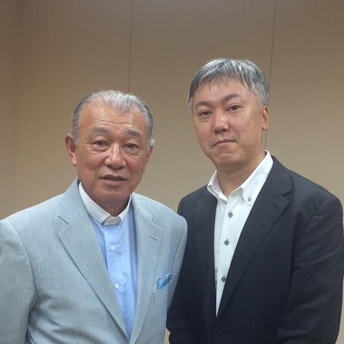 """""""切込隊長""""こと山本一郎が「個人的な決意声明について」と題してブログに公開した3枚の写真"""